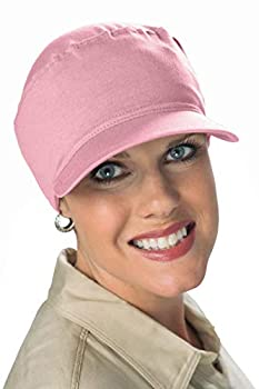 Softie Cancer Cap for Women in Chemotherapy Pastel Pink