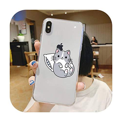 Funda de teléfono para iPhone 5, 5S, 5C, SE, 6S, 7, 8, 11, 12 Plus, mini, XS, XS, Pro, max-a3, iPhone 12mini