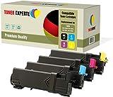 Pack 4 TONER EXPERTE Compatibles 593-10258 593-10259 593-10261 593-10260 Cartouches...