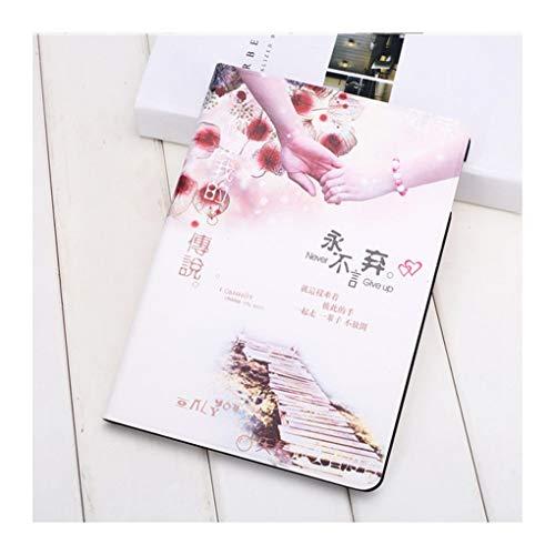 BHTZHY Rosa Chinesische Schriftart Muster Tablet Case Für Mini123, Ipad 567 7.9