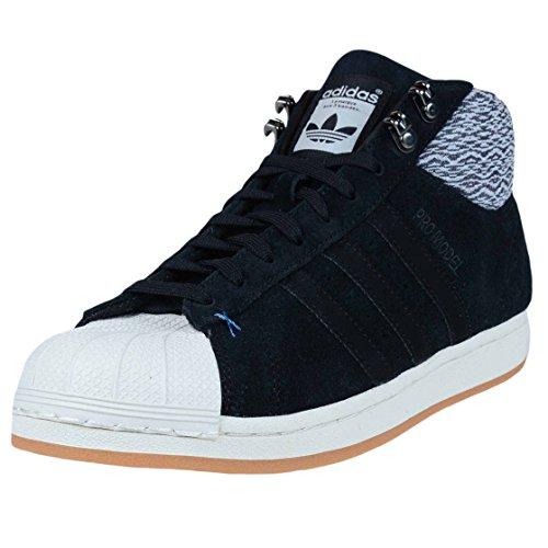 adidas Pro BT Modelo de Zapatos Originales de Baloncesto de Estados Unidos 11.5 Hombre Cblack/Cblack/Owhite 11 Reino Unido