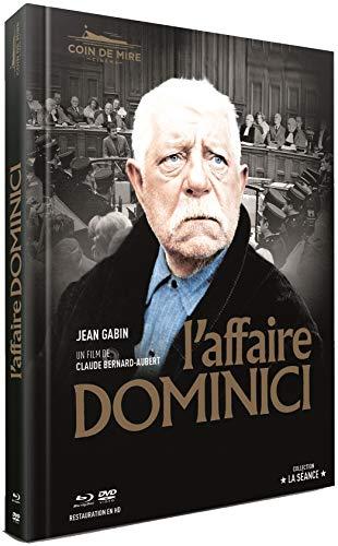 L'Affaire Dominici [Edition Prestige Limitée Numérotée blu-ray + dvd + livret + photos + affiche]