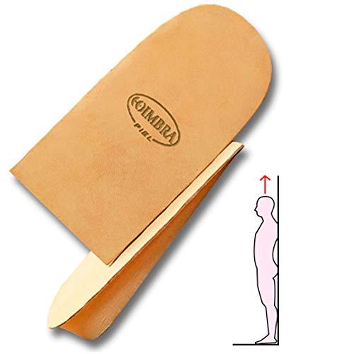 Taloneras para aumentar estatura (3 cm Talla S)