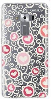 Capa para Zenfone 3 Deluxe 5.7 Coração em Ramos