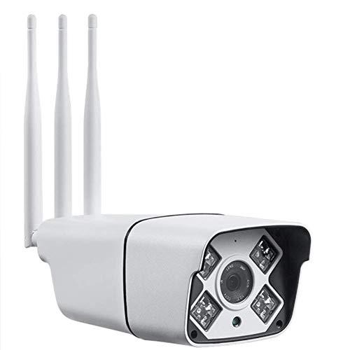 GUOKUI Überwachungskamera, IP66 Wasserdicht 4G Kamera-1080P Outdoor Wireless IP-Kamera-System Bewegungserkennung Ideal Für Home Office Indoor Outdoor Nutzung