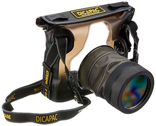 DiCaPac NX-4004-907 - Protector antilluvia para cámaras réflex, Multicolor