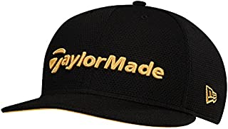 yellow taylormade hat