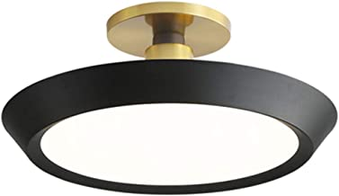 Nordic Chandelier Personality Modern Minimalist Creative Warm Living Room Bedroom Chandelier (Color : Black)