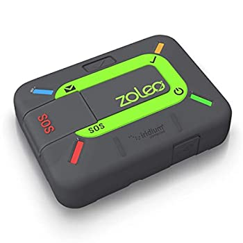 ZOLEO Satellite Communicator – Two-Way Global SMS Text Messenger & Email Emergency SOS Alerting Check-in & GPS Location – Android iOS Smartphone Accessory