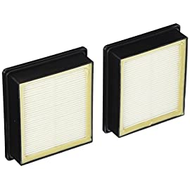 ProTeam 107315 HEPA Replacement Filter Twin Pack, HEPA Media Vacuum Filter , White 1 107315 ProTeam HEPA filters fit the Super Coach Pro 10, Super Coach Pro 6, GoFree Flex Pro, and ProVac FS 6 vacuum cleaners ProTeam replacement filters are designed to safeguard indoor air quality and to optimize the performance of your vacuum cleaner Commercial-grade ProTeam HEPA media filters clean the air at an efficiency of 99.97 percent at 0.3 microns, providing industry leading performance