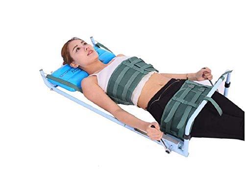 Dispositivo di trazione cervicale e lombare, dispositivo di allungamento cervicale a casa, bretelle migliorate per la postura spinale