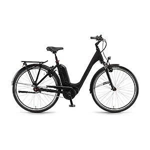 Winora Tria N7F 400 26'' Pedelec E-Bike Trekking Fahrrad schwarz 2019