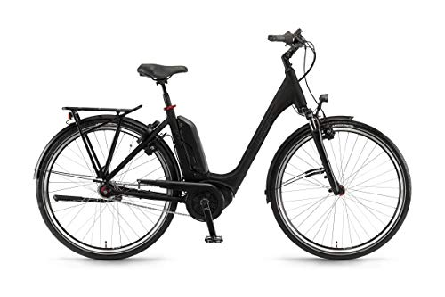 419TGAXgKUL - Winora Tria N7F 400 26'' Pedelec E-Bike Trekking Fahrrad schwarz 2019
