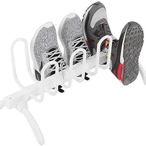 Schuhtrockner Elektro-Ständer, Schuhe Trockner Ozon, Stable Haushalt Intelligent Thermostat Elektro-Boot-Wärmer Maschine Schuhtrockengestell mit 8 Haken for Heim