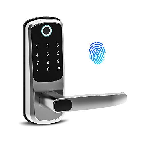 Smart Lock, CATCHFACE Digital Electronic Bluetooth...