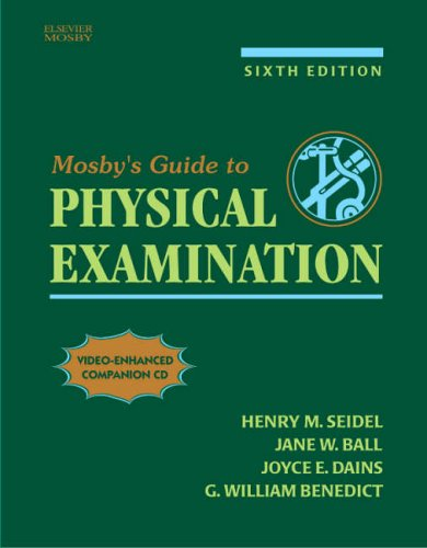 Mosby's Guide to Physical Examination: An...