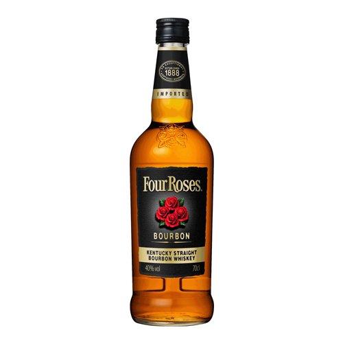 10位 キリンビール『Four Roses (フォアローゼズ) ブラック』