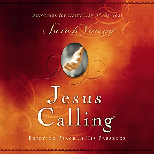 Jesus Calling Updated and Expanded cover art