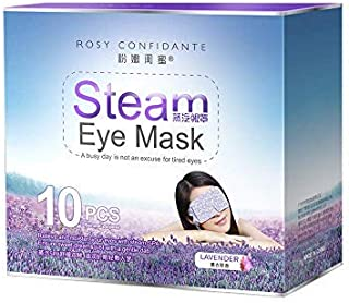 Idealyuan Health Care Warm Steam Eye Mask for Dry Puffy