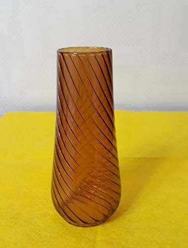 コールマン・ルミエール(Coleman Lumiere) ガスランタン の スパイラル グローブ - 琥珀色