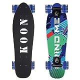 KO-ON Skateboards 22 Inch Complete Mini Cruiser...