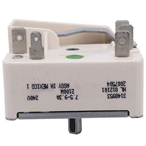 Supplying Demand 3148953 Range Infinite Switch Replaces 3148953, PS11740775