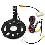 RED WOLF Spare Tire Rear View Backup Camera for Jeep Wrangler 2007-2018 Truck