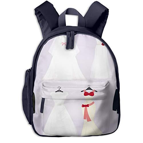 Kinderrucksack Kleinkind Jungen Mädchen Kindergartentasche Kleid Hochzeitskostüme Backpack Schultasche Rucksack