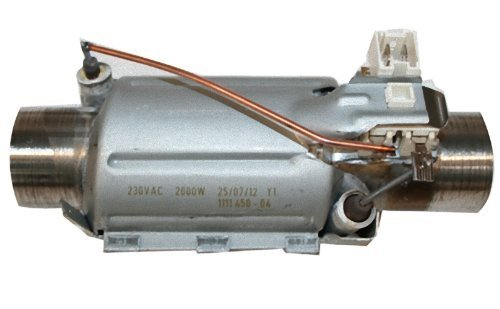 Resistenza Lavastoviglie 2000W 230V Diametro Tubo: 32 mm per ELECTROLUX