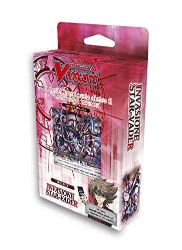 Bushiroad Cardfight Vanguard Trial Deck 11: Invasione Star-Vader (IT)