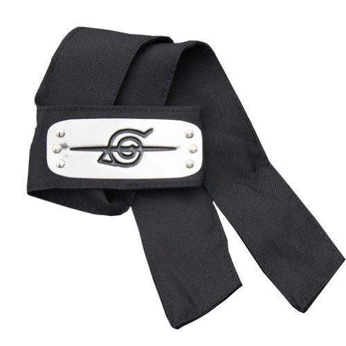 NARUTO - Konoha Missing Ninja Stirnband Headband Anime Manga Cosplay