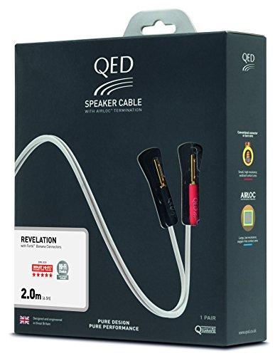 QED(キューイーディー) Signature Revelation 4m(2m x 2本)端末Airloc加工