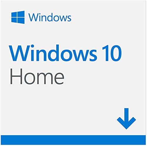 Microsoft Windows 10 Home | 1 Gerät | 1 Benutzer | PC | Download Code