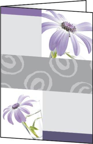 SIGEL DC174 Grußkarten Emotion, A6, 25 Stück