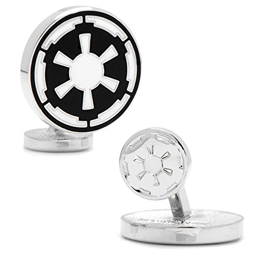 Star Wars Darth Vader Officiel Impériales Empire Symbole Hommes Boutons de Manchette - Boxed