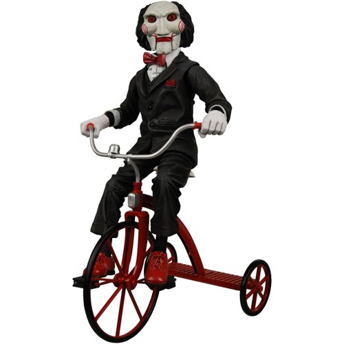 Action Figur Cult Classics - Saw Puppet on Tricycle 12
