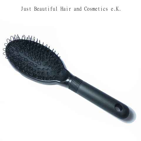 Just Beautiful Hair Extensions-Bürste für Echthaar / Kunsthaar Extensions - Haarverlängerung, Haarbürste Loopbrush, Haarteil, Perücke, Extensions Pflege