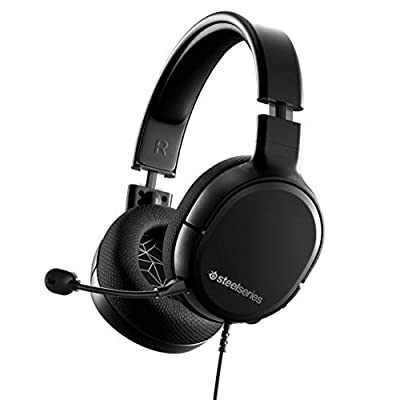 SteelSeries Arctis 1 Wired Gaming Headset by SteelSeries