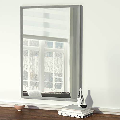 Amazon Basics Rectangular Wall Mirror 24