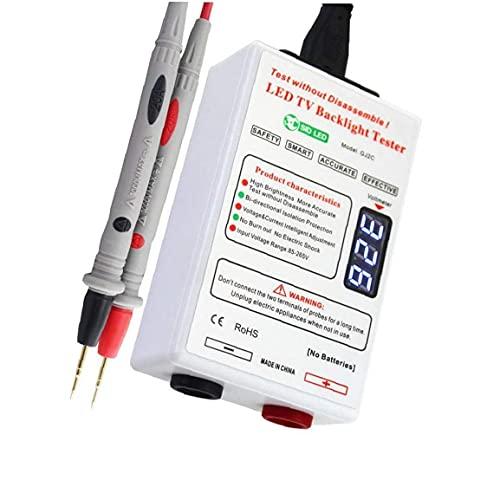 NiceCore Lámpara probador LED de luz de Fondo de TV Testing Herramienta de reparación de diodos LED Strip Lámpara de Cuentas de Inspección de Mantenimiento para Las Luces LED