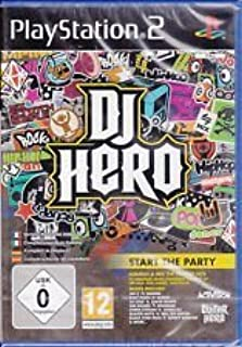 DJ Hero PS2 Game (Software Only) by ACTIVISION