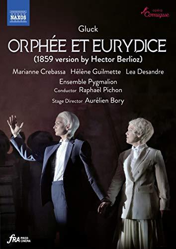 Gluck, C.W.: Orphée et Eurydice (version edited by H. Berlioz) [DVD]