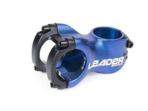 Sixpack-Racing Leader Vorbau, Blau, 31.8 mm
