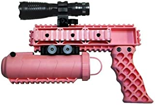 Pro-Defense The Defender Rail Mounted Pepper Spray System