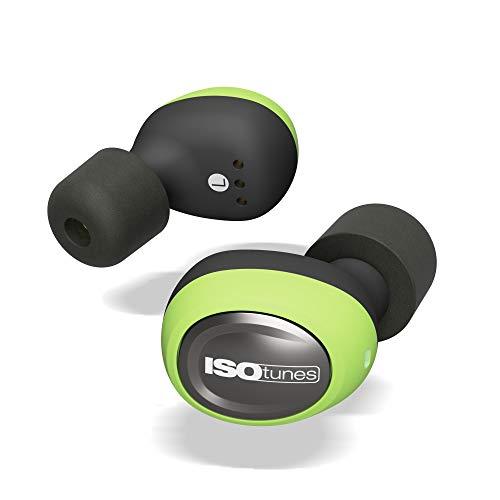 ISOtunes Free True Wireless Earplug Earbuds, 22 dB Noise Reduction...