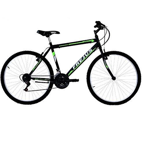 MASCIAGHI Bicicletta 24' Uomo MTB FREJUS 18VELOCITA' Nero/Verde