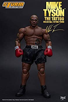 Storm Collectibles The Tattoo Mike Tyson 1 12 Action Figure