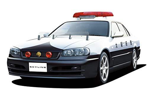 1/24 ザ・モデルカー No.SP ニッサン ER34 スカイライン パトロールカー '01