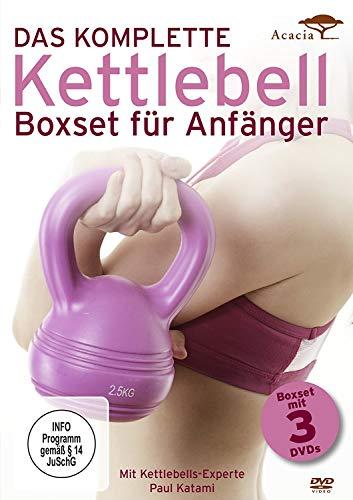 Das Komplette Kettlebell [Edizione: Regno Unito]