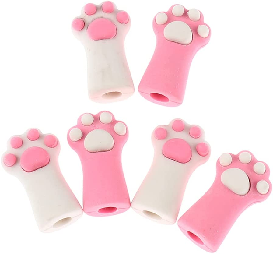 VITAKE School famous Supplies Stationery Portable Paw Topper Cat Er Long-awaited Pen